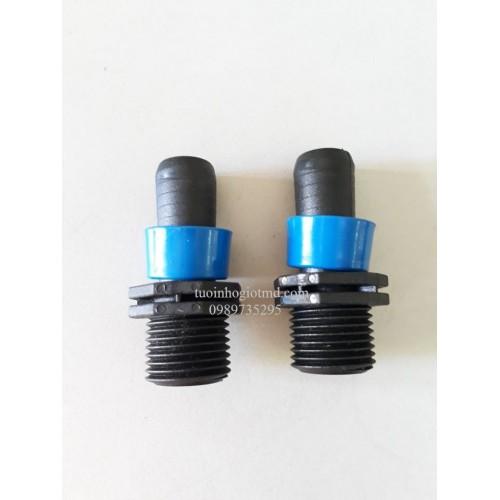 Đầu nối từ ống PVC ra ống PE